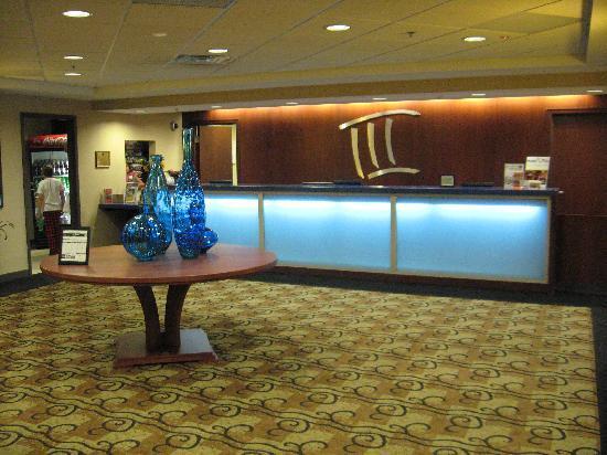 Hotel Tria: Entrée