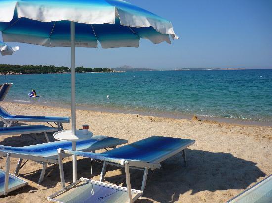 Stelle Marine Hotel & Resort: plage