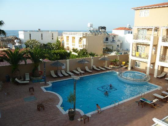 High Beach Hotel Malia Reviews