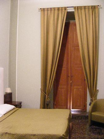 Le Stanze del Vicere': The room we stayed in