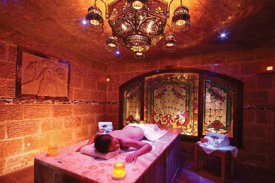 Turkish bath room picture of oriental spa hammam for Salon oriental