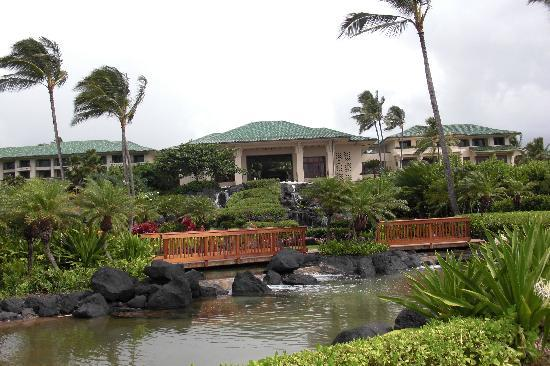 Kauai Beach Resort: Das Hotel
