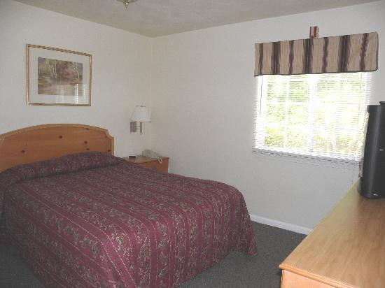 American Classic Suites Johnson City: Bedroom