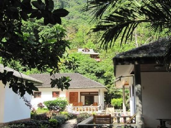 La Passe, Seychelles: Überblick über die kleine Anlage
