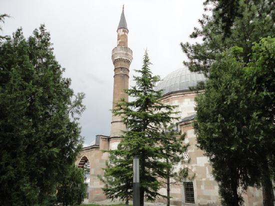 Eskisehir Province, Turkey: Kursunlu )Leaded) Mosque