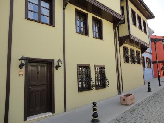 Eskisehir Province, Turkey: Houses from Odunpazari