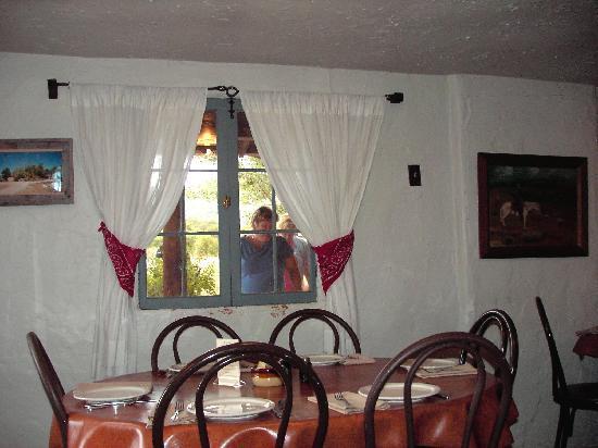 Juniper Valley Ranch Dining Room Near Entrance