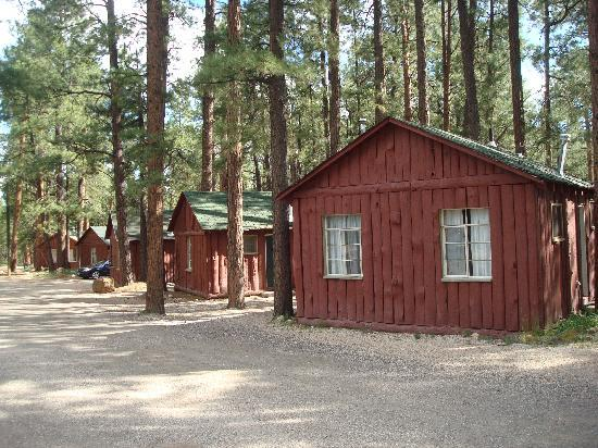 Cabins Picture Of Jacob Lake Inn Jacob Lake Tripadvisor