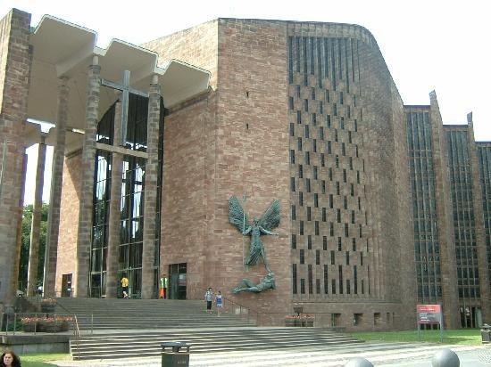 Coventry, UK: new cathedral