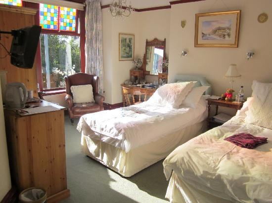 Albany House Bed and Breakfast Peel: Fraser Room