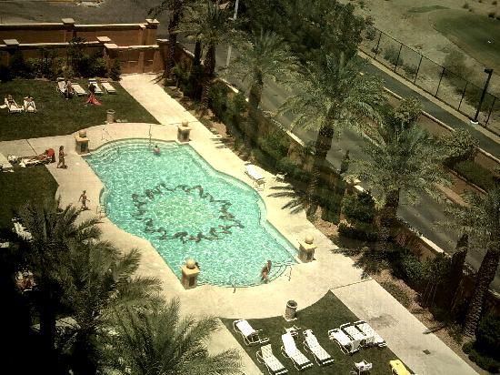 Suncoast Hotel and Casino : Nice pool area