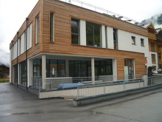 Schönblick Mountain Resort & Spa: Das Haupthaus