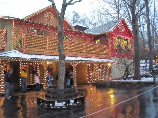 silver dollar city an old time christmas - Silver Dollar City Christmas