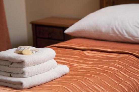 Eden Hotel: room