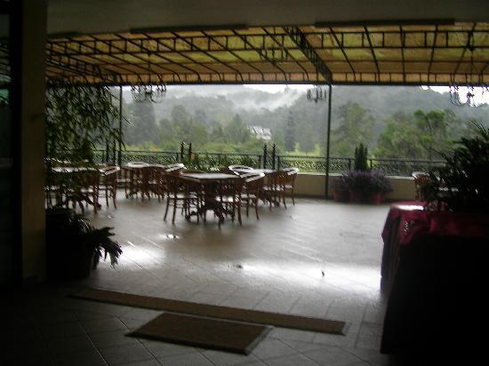 Casa dela Rosa Hotel: view from hotel