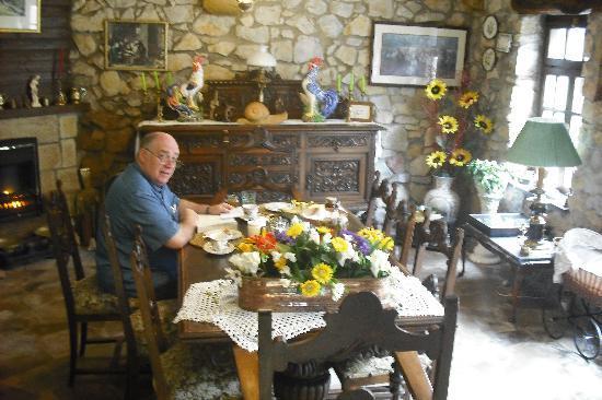 Somo, Spain: Breakfast room
