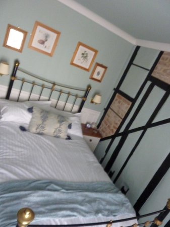 Prince Albert : Our room - the Walmer