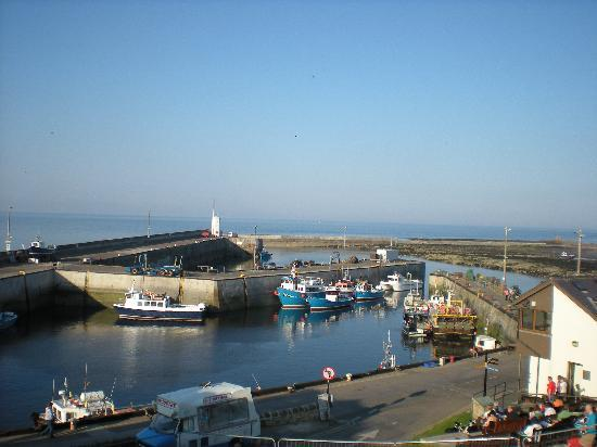 Seahouses, UK: View