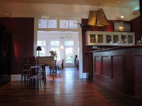 Olema, Californië: Foyer