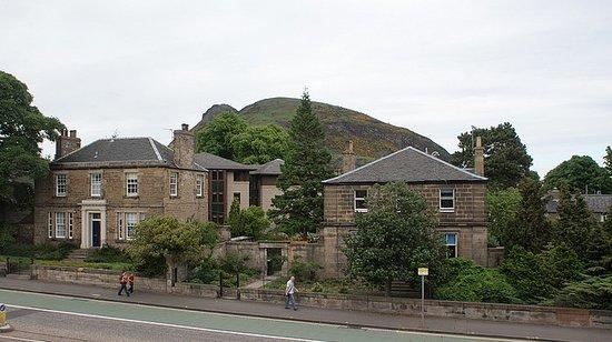 Ascot Guest House: Blick aus dem Zimmerfenster