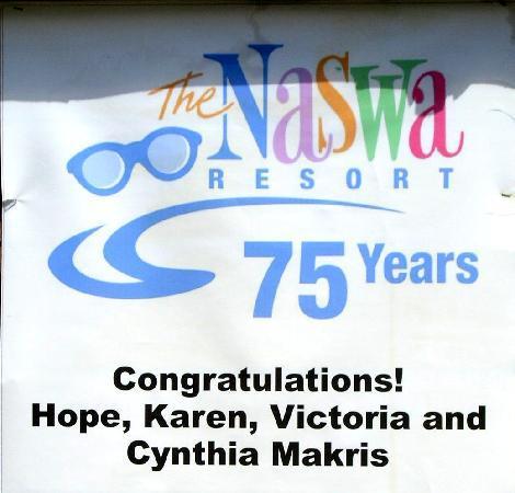 The Naswa Resort : Ditto!