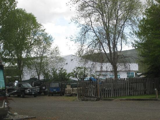 Mtn View RV Park, Baker City