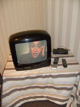 Auberge de la Claire: La tv