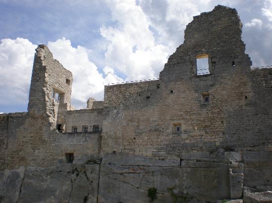 Provence, Frankrike: Lacoste,France