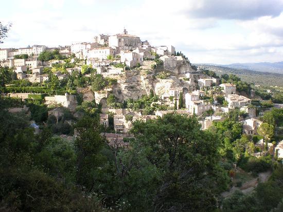 Provence, Frankrike: Gordes,France