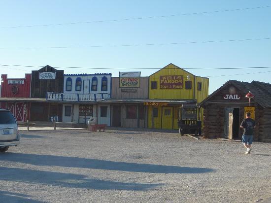 Romney Motel: seligman