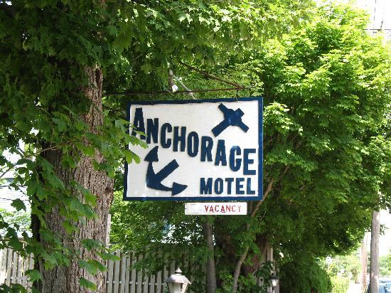 ANCHORAGE MOTEL: The Anchorage