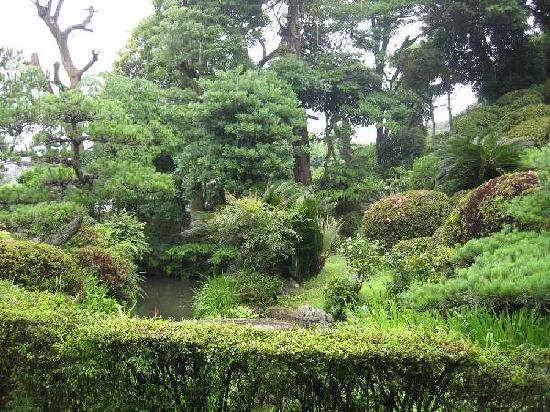 Kanpuen, the garden of Ryugeji Temple