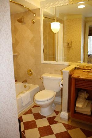Bathroom Picture Of The Mayflower Hotel Autograph Collection Washington Dc Tripadvisor