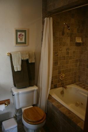 Gallagher's Irish Rose B&B: Another Bathroom