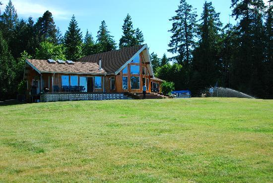 Eagle Landing Bed And Breakfast Qualicum