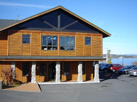 Wellesley on the Lake Taupo: Hotel