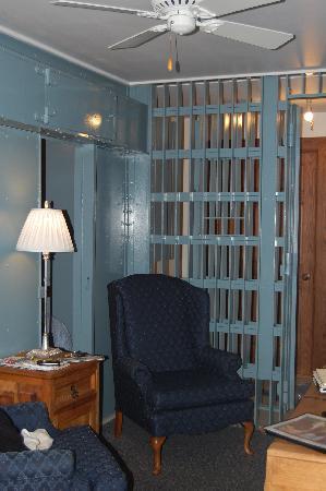 JailHouse Inn: Relaxing place!