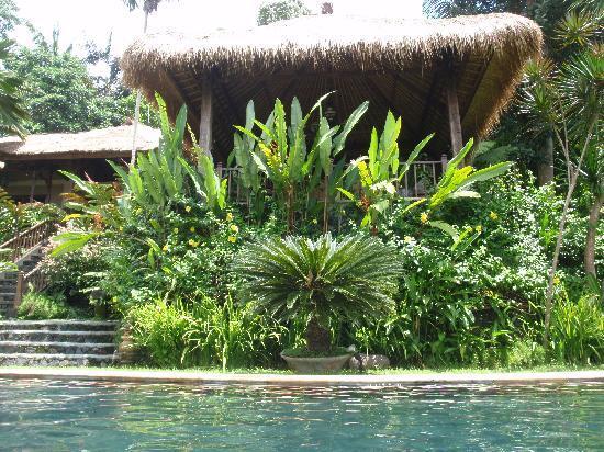 Kubu Carik Bali: Main house retreat