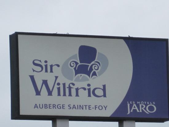 Auberge Quebec: Sir Wilfred Hotel