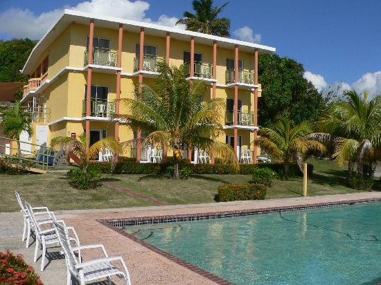 Parador Costa del Mar: hotelanlage