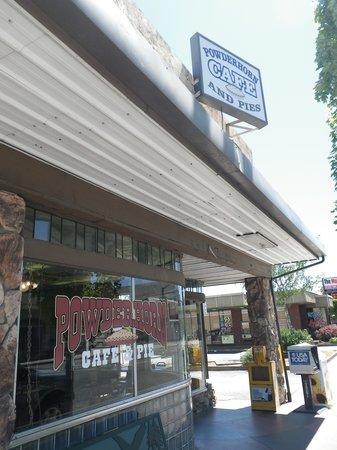 Powderhorn Cafe