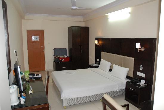 Dahej, India: Ma chambre