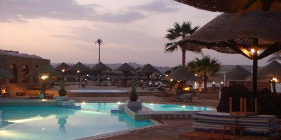 Movenpick Resort El Quseir: Schwimmbadanlage