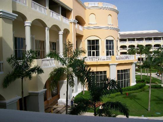 Iberostar Grand Hotel Rose Hall: The resort...