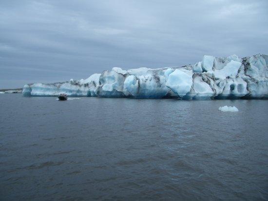 Jokulsarlon, Island: iceberg 2