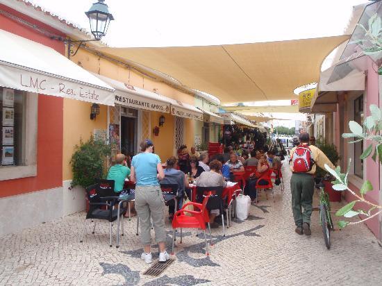 Apolo: Outside of restaurant 2