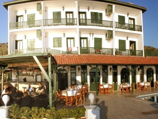 أربيا هوتل: Arpia Hotel, Çukurbağ Peninsula, Kaş, Turkey