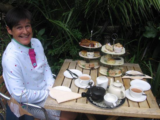 The Dwelling House: High Tea