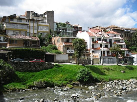Riverview Hotel Cuenca : The Villa Nova Inn