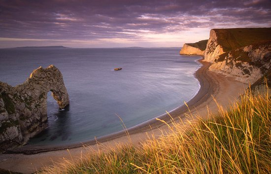 Bindon Bottom B&B: Durdle Door